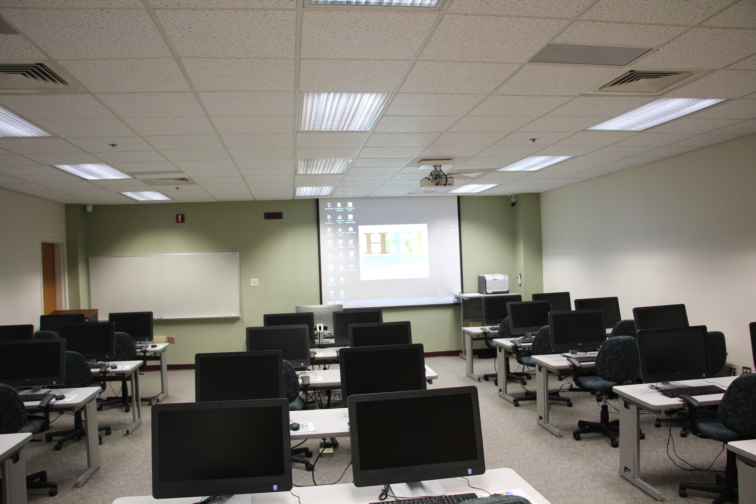 Southwest Virginia Higher Education Center